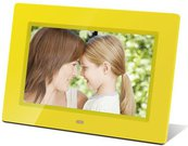 Braun DigiFrame 711 yellow