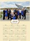 Календарь Радиус A4