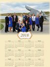Calendar Radius A4