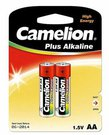 Camelion Plus Alkaline AA (LR06), 2-pack 1-pack maitinimo elementai