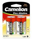Camelion Plus Alkaline D size (LR20), 2-pack 1-pack maitinimo elementai