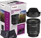 Canon 10-18mm + Blenda + Valymo servetėlė