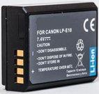 Canon, baterija LP-E10