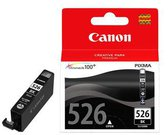 Canon CLI-526BK Black Ink Tank (For IP4850, MG5150/5250/6150/8150)