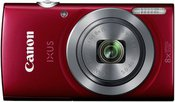 Fotoaparatas Canon IXUS 165 raudonas