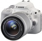 Canon EOS 100D white 18- 55IS 9124B018