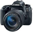 Canon EOS 77D + 18-135mm USM