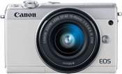 Canon EOS M100 + 15-45mm f/3.5-6.3 EF-M IS STM (Baltas)