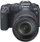 Canon EOS RP + 24-105mm f/4L RF + EF-EOS R adapteris