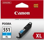 Canon ink cartridge CLI-551XL, cyan