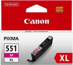 Canon ink cartridge CLI-551XL, magenta