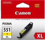 Canon ink cartridge CLI-551XL, yellow