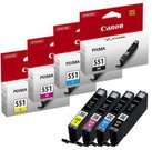 Canon CLI-551 C/M/Y/BK Multi Pack Blister
