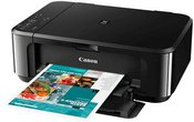 Canon Multifunctional printer PIXMA MG3650S Colour, Inkjet, All-in-One, A4, Wi-Fi, Black