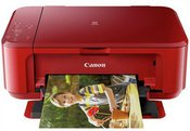 Canon Multifunctional printer PIXMA MG3650S Colour, Inkjet, All-in-One, A4, Wi-Fi, Red