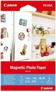 Canon photo paper Magnetic MG-101 10x15cm 5 sheets