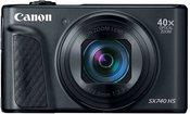Canon PowerShot SX740 HS (Juodas)