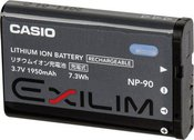 Casio NP-90 Li-Ion rechargeable battery