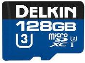 DELKIN 128GB MICROSDXC 660X - UHS-I (U3)