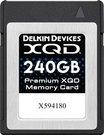 DELKIN XQD 240GB 2933X - R440/W400