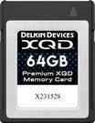DELKIN XQD 64GB 2933X - R440/W400