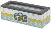 Dėžutė arbatai 7x22,5x8 cm 104000