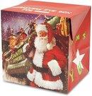 Dėžutė dovanoms pakuoti popierinė 34x34x28 cm 115619 KLD