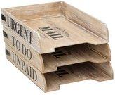 Dėžutė laiškams MDF 31 x 22.5 x 5 cm 871125204207