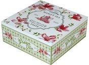 Dėžutė žaliai arbatai medinė 7x18x18 cm 97115