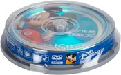 Disney DVD-R 4.7GB 8x Mickey 10pcs spindle