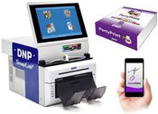 DNP Digital Kiosk Snaplab DP-SL620 II with Party Print