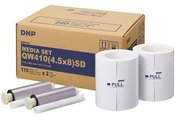 DNP Paper 220 Prints Standard SD 11x20 for DP-QW410