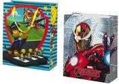 Dovanų maišelis Disney 26 x 34 x 12 cm 871125207647 (6 rūšys)
