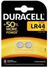 Duracell battery LR44/A76 1,5V/2B
