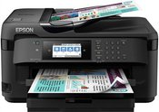 Epson Multifunctional printer WF-7710 Colour, Inkjet, All-in-One, A4, Wi-Fi, Black