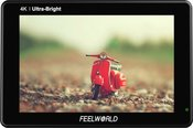 """FEELWORLD MONITOR LUT7S 7"""" WITH SDI"""