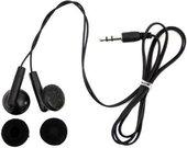 Fiesta headphones XT6163, black (40507)