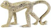 Figūrėlė Beždžionė auksinės spalvos 5x10x2,5 cm 119246