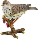 Figūrėlė dėžutė Paukštis H:8 W:9 D:4 cm 15407