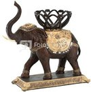 Figūrėlė Dramblys keramikinis 37x35 cm 22327