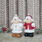 Figūrėlė kalėdinė Vaikai (2) 19 cm 871125288162 kld
