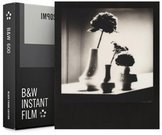 Impossible B&W Film for 600 Black Frame NEW