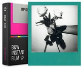 Impossible B&W Film for 600 Hard Color Frame NEW