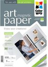 ColorWay Matte Magnetic Photo Paper, A4, 650 g/m2, 5 sheets