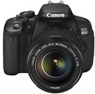 Canon EOS 650D + 18-135mm f/3.5-5.6 EF-S IS STM