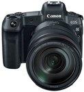 Fotoaparatas Canon EOS R + RF 24-105mm f/4L IS USM