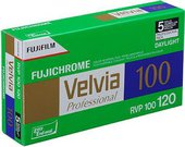 1x5 Fujifilm Velvia RVP 100 120