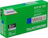 1x5 Fujifilm Velvia 50 120