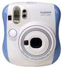 Fujifilm Instax Mini 25 (Mėlynas) + 10 Fotoplokštelių