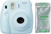 Fujifilm Instax Mini 8 mėlynas (rinkinys)